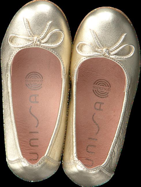 Gouden UNISA Ballerina's CRESY  - large