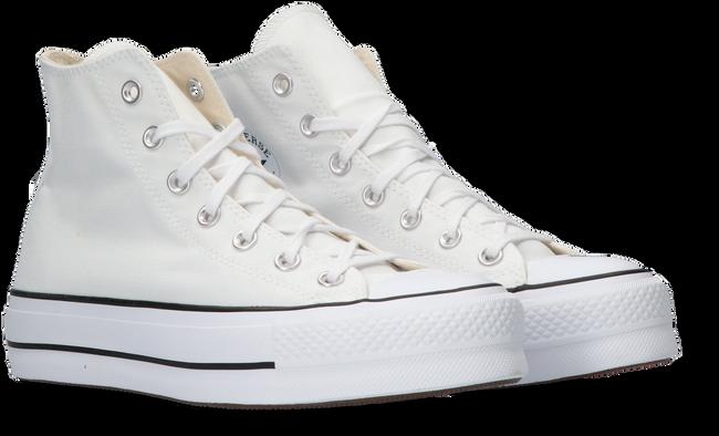 Witte CONVERSE Hoge sneaker CHUCK TAYLOR ALLSTAR LIFT HIGH  - large