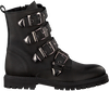 Zwarte OMODA Biker boots 292232 - small