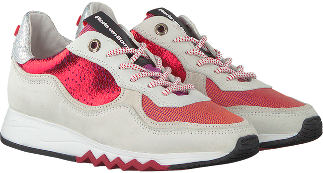 Beige FLORIS VAN BOMMEL Sneakers 85265  - large