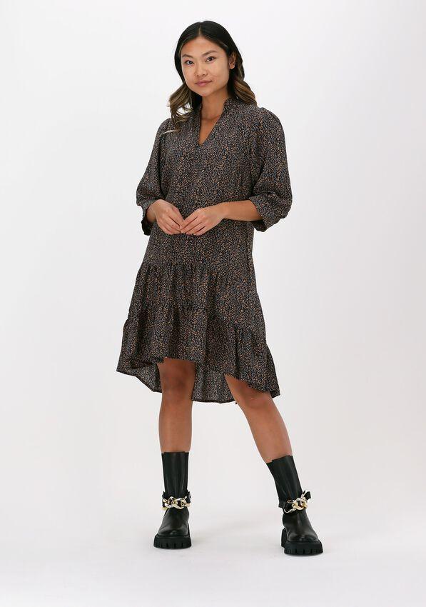 Multi CO'COUTURE Mini jurk BEA BUTTON DRESS  - larger