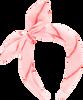 Roze LE BIG Haarband SUE HEADBAND  - small