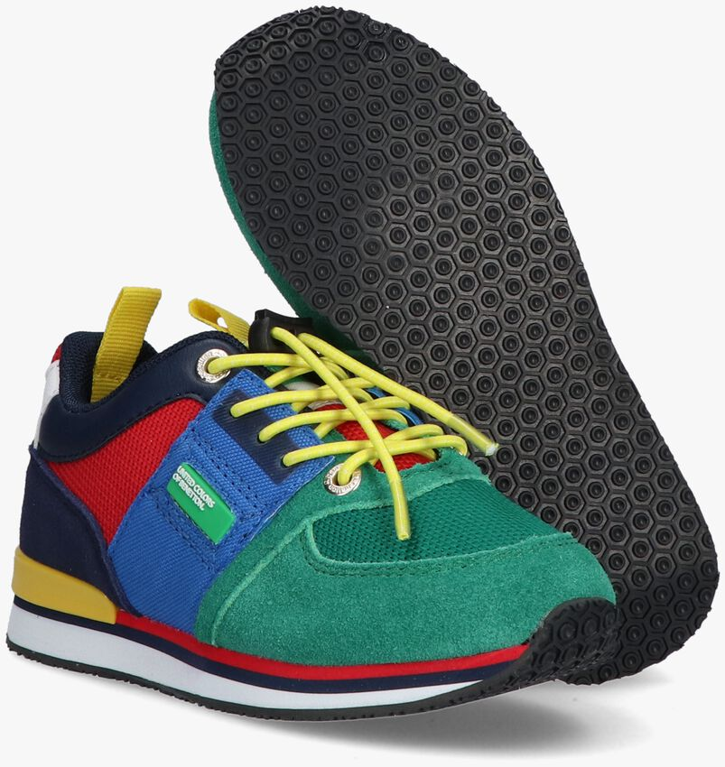 Multi BENETTON Lage sneakers POWER MIX  - larger