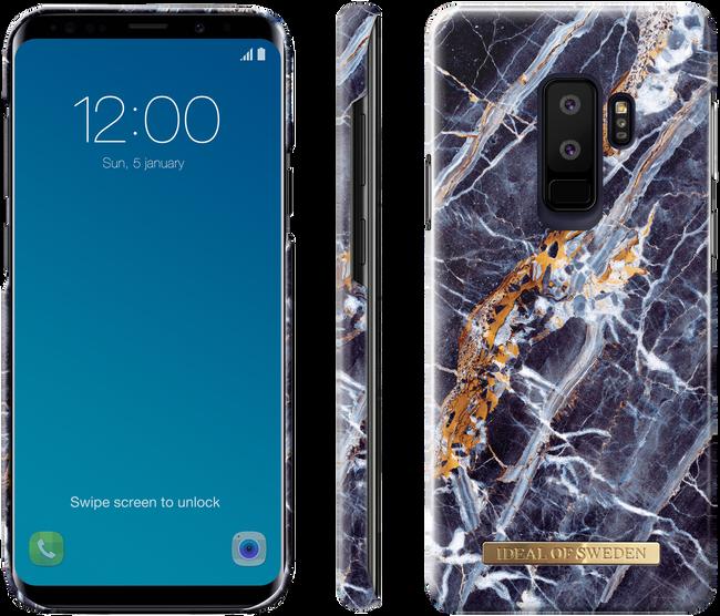 Blauwe IDEAL OF SWEDEN Telefoonhoesje FASHION CASE GALAXY S9 PLUS - large