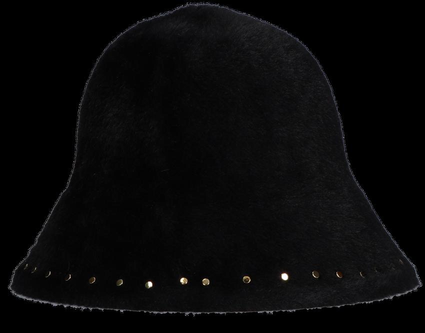 Zwarte OMODA Hoed BUCKET HAT  - larger