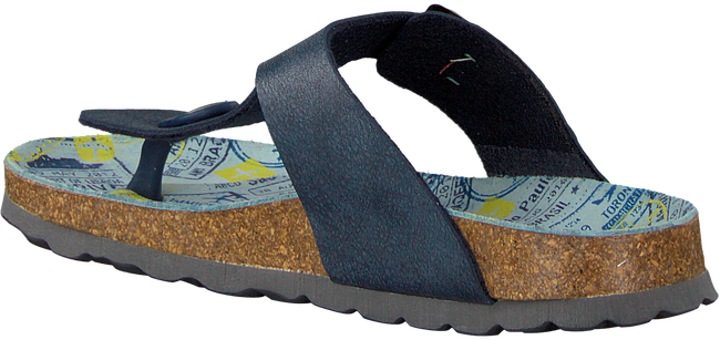 blauwe BRAQEEZ Slippers 418070  - large