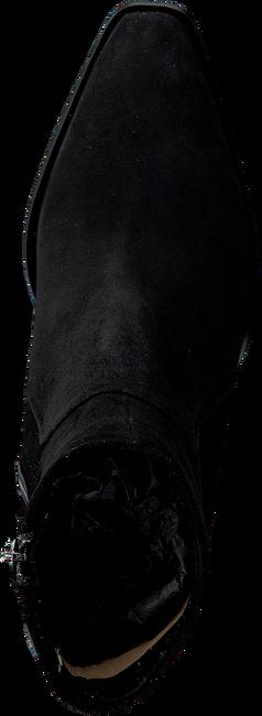 Zwarte NOTRE-V Enkellaarsjes 30128  - large