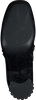 Zwarte LOLA CRUZ Enkellaarsjes 087T10BK-I18 - small