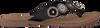 Zwarte LAZAMANI Slippers 75.451  - small