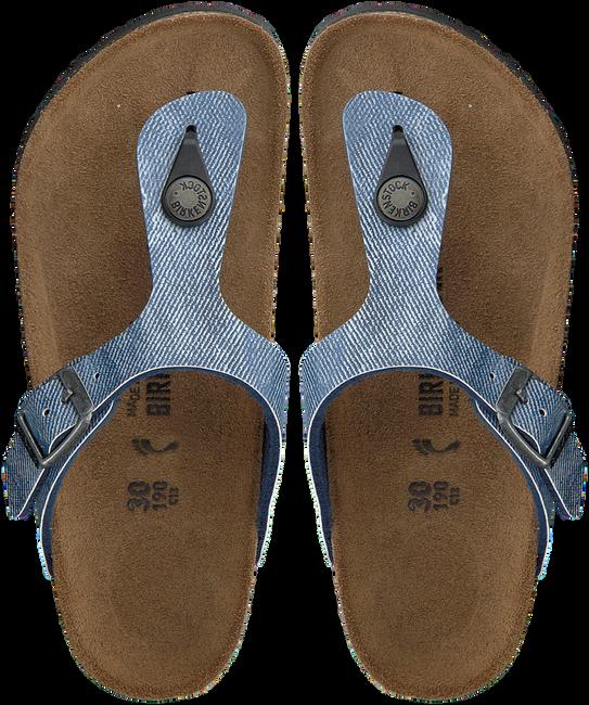 Blauwe BIRKENSTOCK Slippers GIZEH KIDS - large