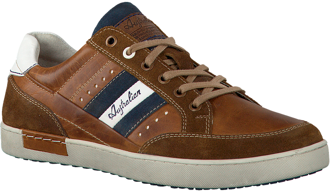 Cognac AUSTRALIAN Sneakers GLADSTONE - large