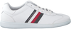 Witte TOMMY HILFIGER Sneakers ESSENTIAL CORPORATE  - small