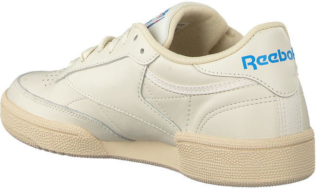 Beige REEBOK Sneakers CLUB C 85 - large