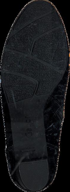 Zwarte GABOR Enkellaarsjes 96.691.37 - large