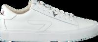 Witte HUB Lage sneakers HOOK-Z - medium