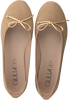 Beige GIULIA Ballerina's G.12.BALLERINA  - small