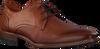 Cognac VAN LIER Nette schoenen 1951700  - small