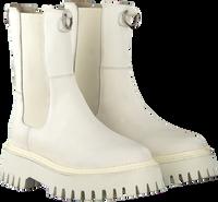 Witte BRONX Chelsea boots GROOV-Y 47268  - medium
