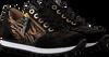 Zwarte GABOR Lage sneakers 035  - small