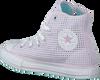 Paarse CONVERSE Sneakers CTAS HI KIDS  - small