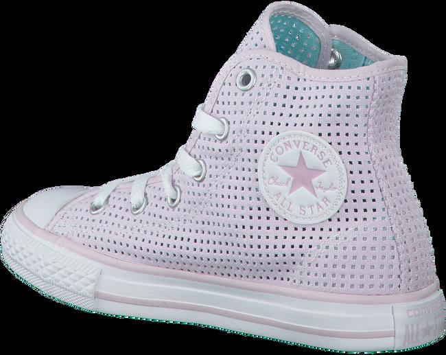 Paarse CONVERSE Sneakers CTAS HI KIDS  - large