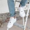 Witte VERTON Sneakers 9338B  - small