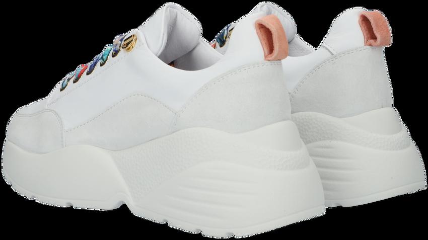 Witte CYCLEUR DE LUXE Lage sneakers BRIGI  - larger