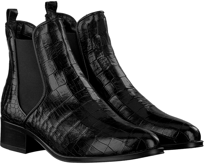 Zwarte VERTON Chelsea boots 567-010  - large