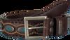 Bruine SENDRA Riem 7612 - small