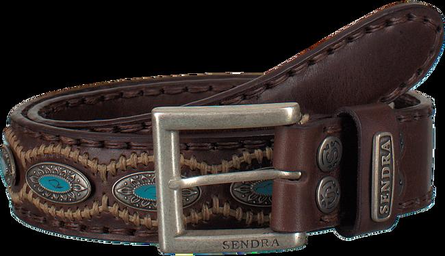 Bruine SENDRA Riem 7612 - large