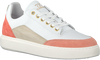 Witte CYCLEUR DE LUXE Lage sneakers MIMOSA  - small