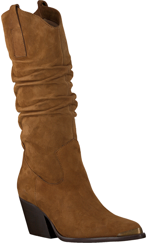 Cognac NOTRE-V Hoge laarzen AI369  - larger