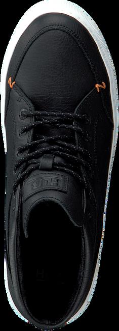Zwarte HUB Hoge sneaker KINGSTON 3.0  - large