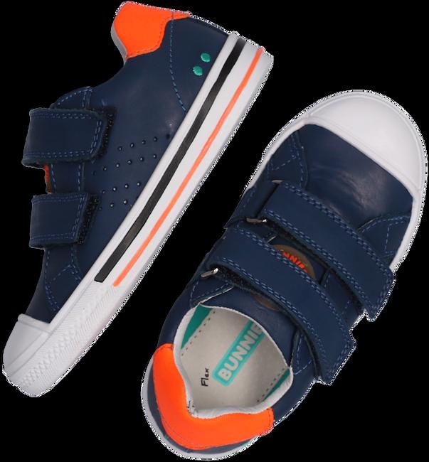 Blauwe BUNNIES JR Lage sneakers FILIP FERM  - large
