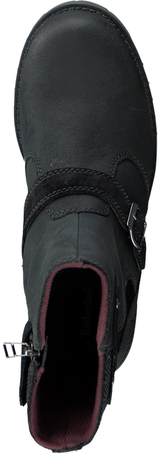 Zwarte TIMBERLAND Lange laarzen KIDDERHILL GIRLSMID W/ZIP  - large