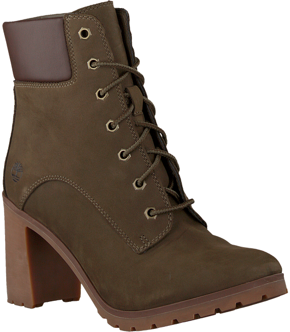 Groene TIMBERLAND Veterboots ALLINGTON 6IN LACE - large