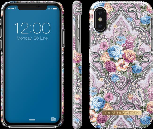 Roze IDEAL OF SWEDEN Telefoonhoesje FASHION CASE IPHONE X/XS - large