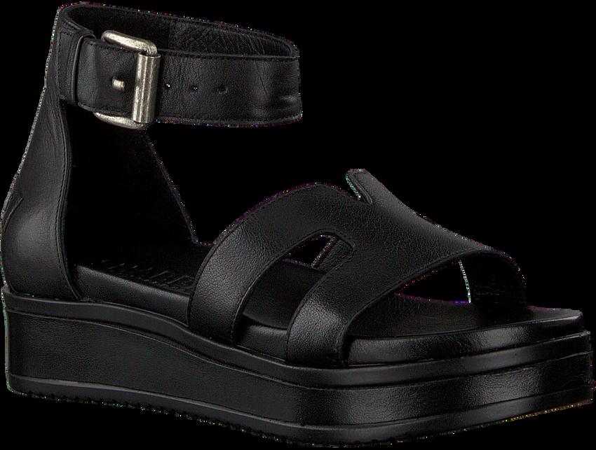 Zwarte SHABBIES Sandalen 170020122  - larger