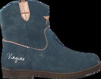Blauwe VINGINO Lange laarzen MIA  - medium