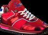 Rode FLORIS VAN BOMMEL Sneakers 85261  - small