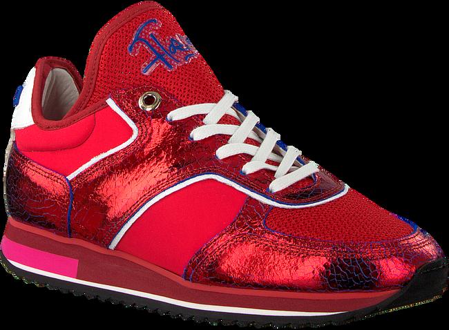Rode FLORIS VAN BOMMEL Sneakers 85261  - large