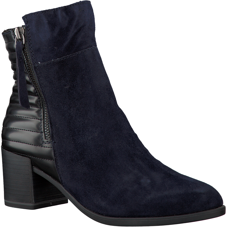 blauwe TAMARIS Lange laarzen 25327   Omoda