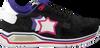 Zwarte ATLANTIC STARS Sneakers SHAKA  - small