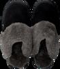 Zwarte WARMBAT Pantoffels ALICE iVAaQARs