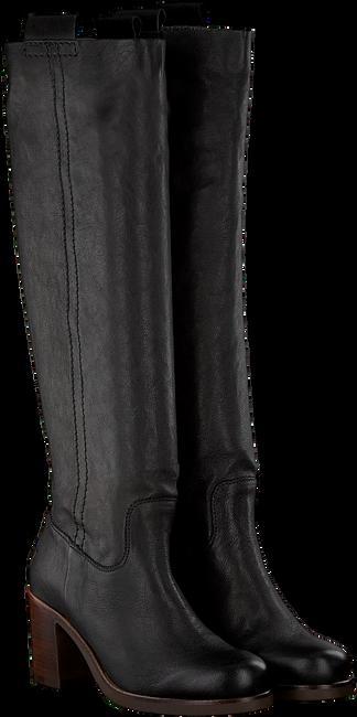 Zwarte SHABBIES Lange laarzen 193020038  - large