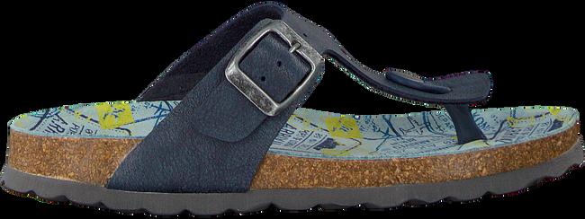 blauwe BRAQEEZ Slippers 418070  - large
