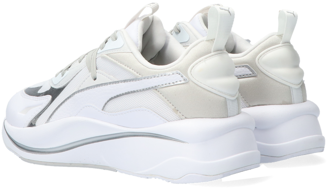 Witte PUMA Lage sneakers RS CURVE GLOW WNS  - large