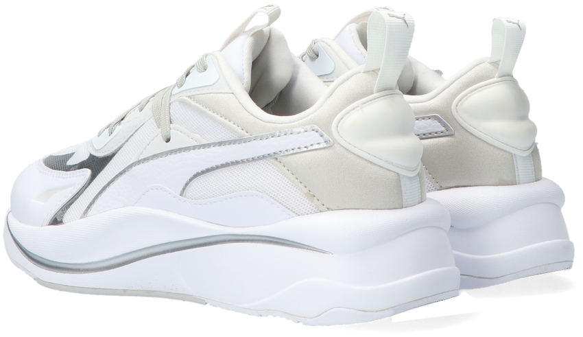 Witte PUMA Lage sneakers RS CURVE GLOW WNS  - larger