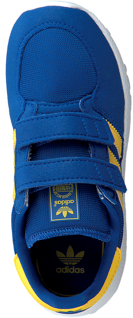 Blauwe ADIDAS Sneakers FOREST GROVE CF I  - large