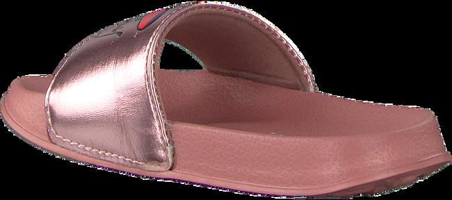 Roségouden TOMMY HILFIGER Slippers POOL SLIDE  - large